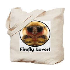 Firefly Lover Tote Bag