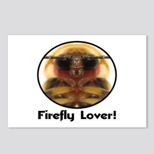 Firefly Lover Postcards (Package of 8)