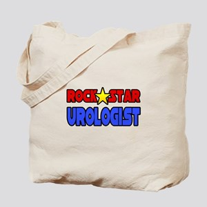 """Rock Star Urologist"" Tote Bag"