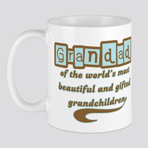 Grandad of Gifted Grandchildren Mug