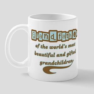 Grandfather of Gifted Grandchildren Mug