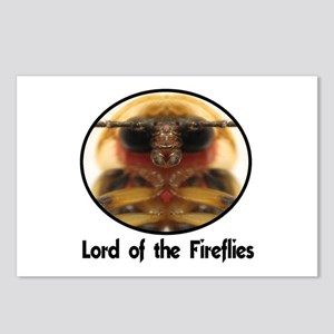 Lord of the Fireflies Postcards (Package of 8)