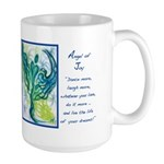 Angel of Joy Large Mug