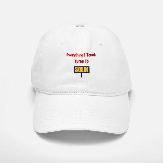 Turns to sold!!! Baseball Baseball Cap