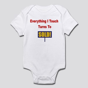 Turns to sold!!! Infant Bodysuit