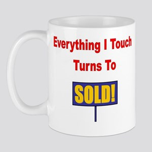 Turns to sold!!! Mug