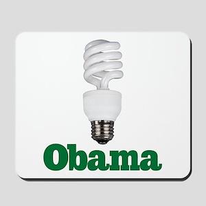 Obama Bulb a Mousepad