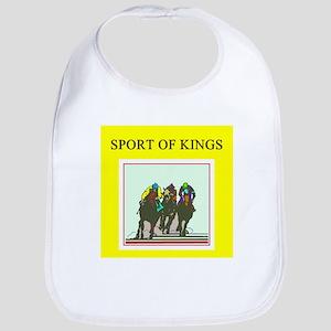 thoroughbred racing horse Bib