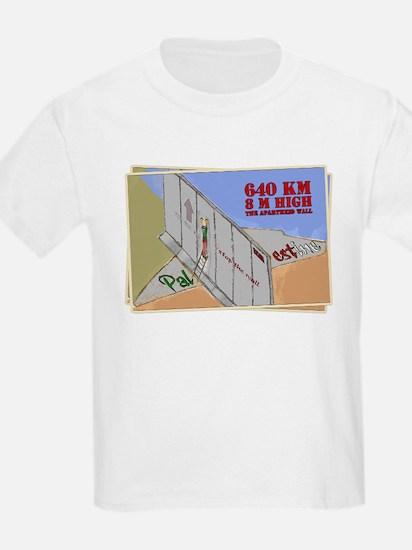 Apartheid wall T-Shirt