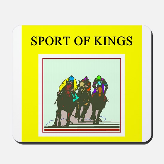 horse racing gifts t-shirts Mousepad