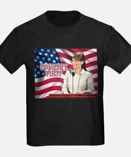 Country First T
