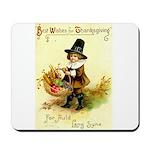 Irish Thanksgiving Mousepad