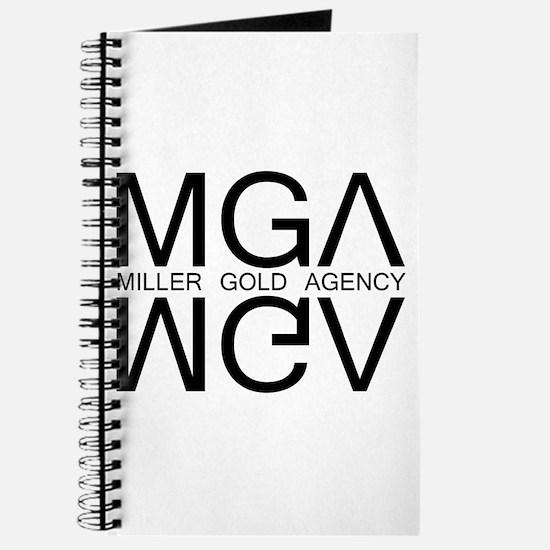 """""""Miller Gold Agency"""" Journal"""