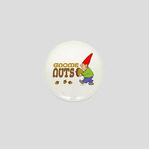 Gnome Nuts ~ Mini Button