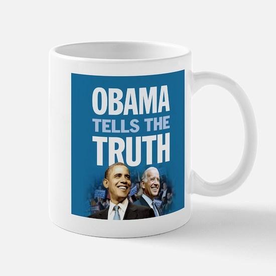 Obama Tells the Truth Mug