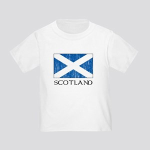 0c861cc8 Scotland Flag Toddler T-Shirts - CafePress