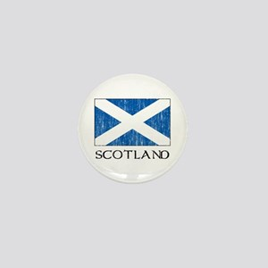 Scotland Flag Mini Button