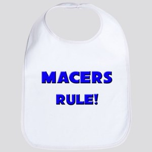 Macers Rule! Bib