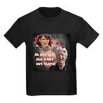 Sarah Palin, Bill's Fantasy Kids Dark T-Shirt