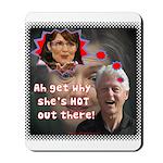 Sarah Palin, Bill's Fantasy Mousepad