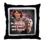 Sarah Palin, Bill's Fantasy Throw Pillow