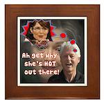 Sarah Palin, Bill's Fantasy Framed Tile