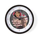 Sarah Palin, Bill's Fantasy Wall Clock