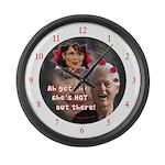 Sarah Palin, Bill's Fantasy Large Wall Clock