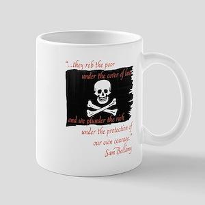 Sam Bellamy Pirate Flag Mugs