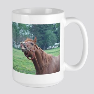 Indiana Horse Rescue Smile Mug
