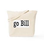 go Bill Tote Bag