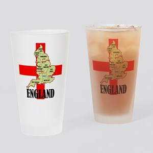 England Drinking Glass