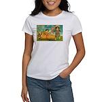 Kids Thanksgiving Women's T-Shirt