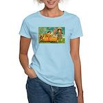 Kids Thanksgiving Women's Light T-Shirt