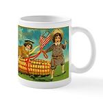 Kids Thanksgiving Mug