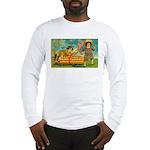 Kids Thanksgiving Long Sleeve T-Shirt