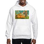 Kids Thanksgiving Hooded Sweatshirt