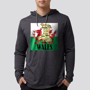 Wales 2 Long Sleeve T-Shirt