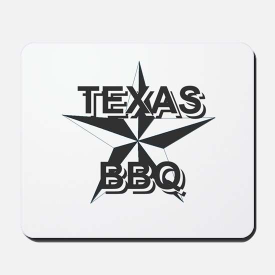 Texas BBQ Mousepad