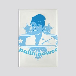 Palin Power Rectangle Magnet
