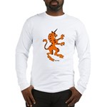 Heraldry Tigrikorn Emblem Long Sleeve T-Shirt