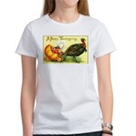Thanksgiving Cornucopia Women's T-Shirt