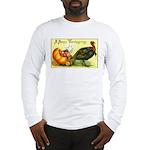 Thanksgiving Cornucopia Long Sleeve T-Shirt