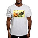 Thanksgiving Cornucopia Light T-Shirt