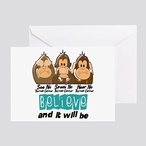 funny thyroid cancer greeting cards cafepress