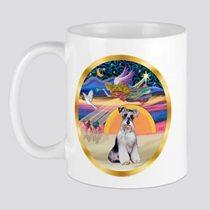 XmasStar/Schnauzer # 2 Mug