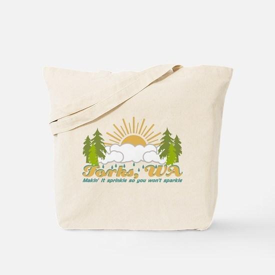 Forks #2 Tote Bag