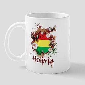 Butterfly Bolivia Mug