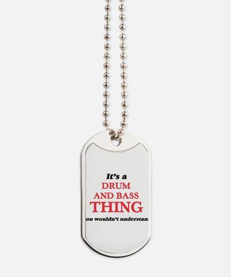 It's a Drum And Bass thing, you would Dog Tags