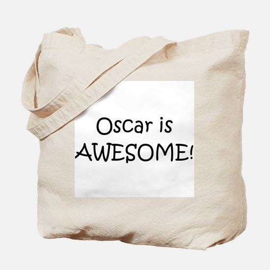 Cool Oscar is awesome Tote Bag